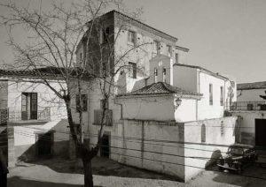 imagen de la Casa San Benito donde se fundó la Congregación de las Esclavas del Divino Corazón